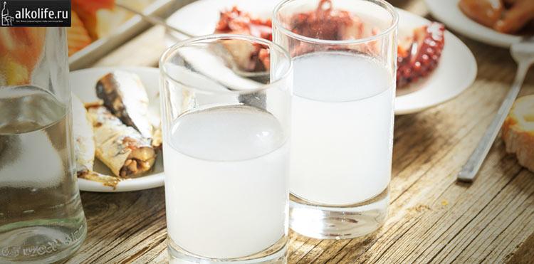 Домашняя водка Узо
