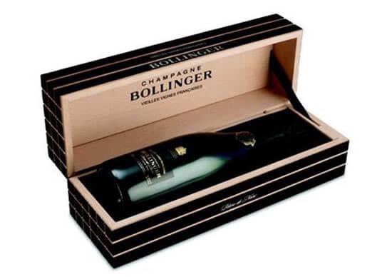 Шампанское Bollinger Blanc de Noirs Vieilles Vignes Francaises