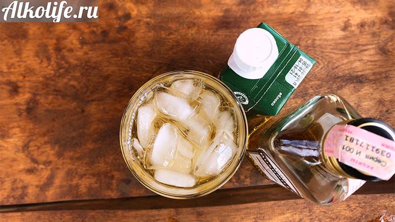 Яблочный виски
