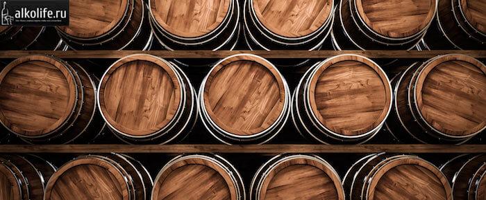 Бочки для виноделия