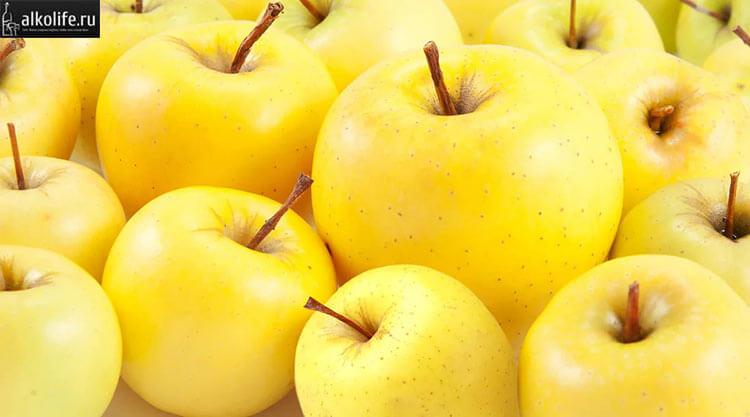 Яблоки для наливок