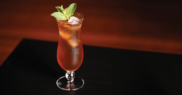 Домашний коктейль Зомби