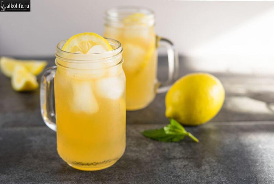 Классический коктейль Линчбургский лимонад