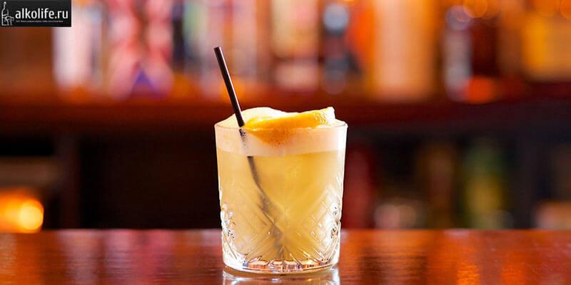 Классический Виски Сауэр