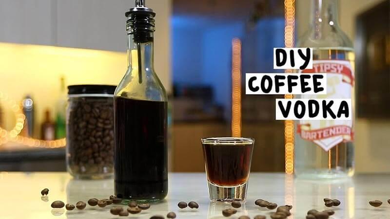 Кофейная настойка