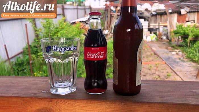 Состав коктейля Колавайцен